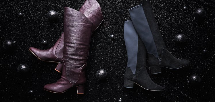High-Impact Boots