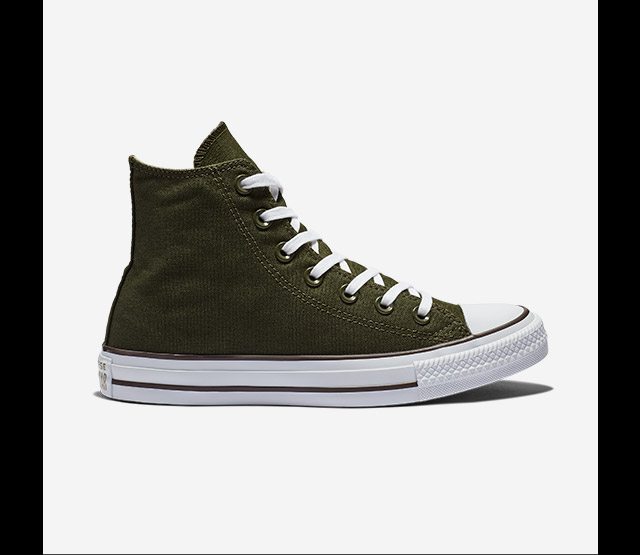 Shop Now: Chuck Taylor All Star Seasonal Color High Top