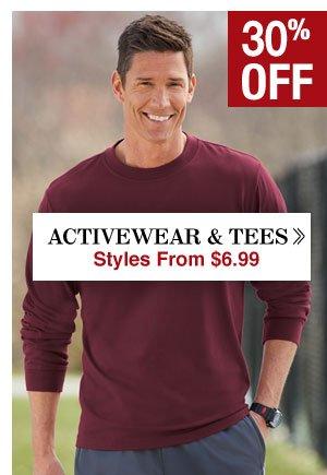 Shop Men's Activewear!
