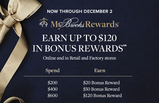 EARN UP TO $120 IN BONUS REWARDS**