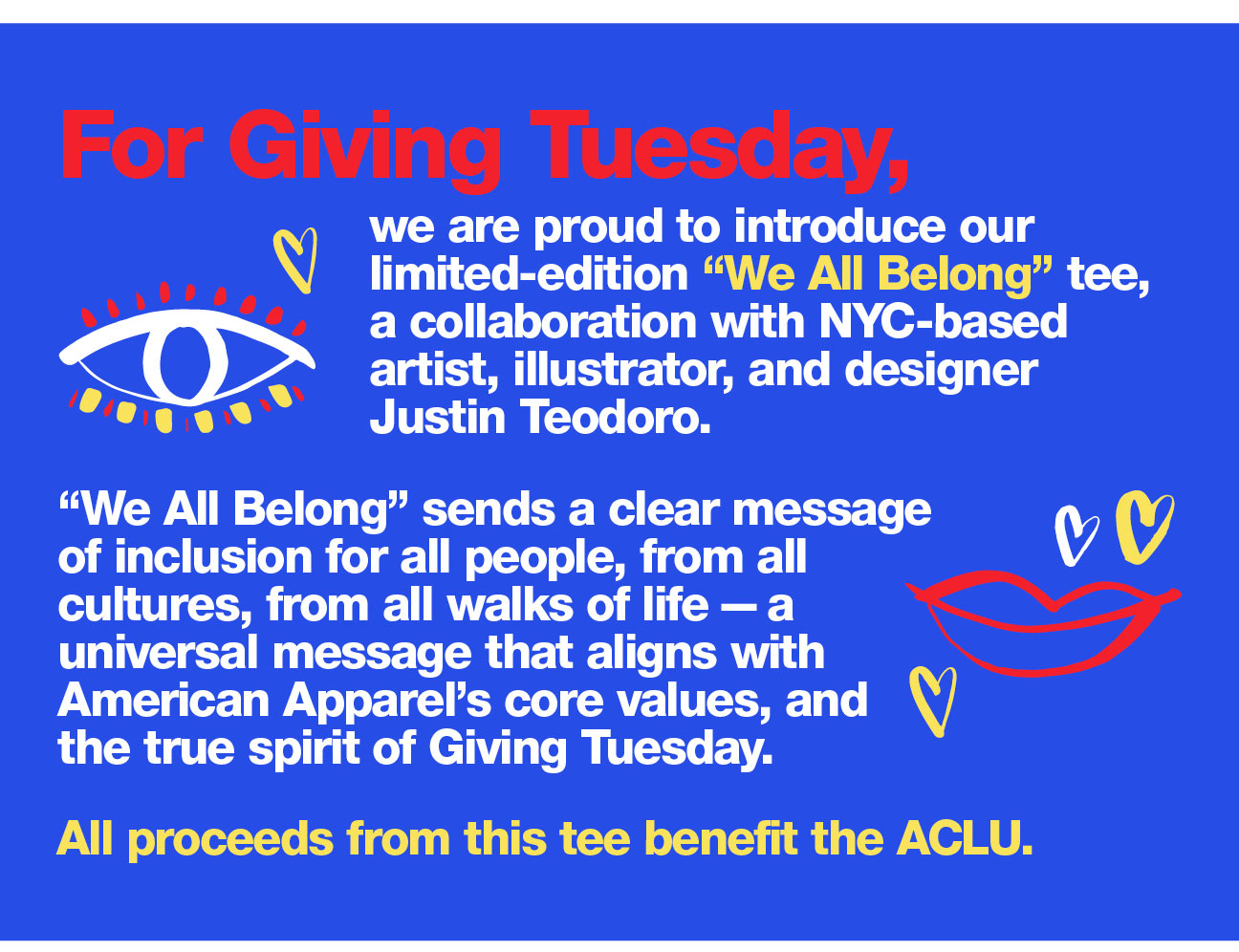 Giving Tuesday Blog