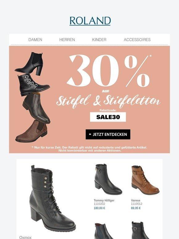 Schuhe30Rabatt StiefelettenMilled Und Stiefel Roland Auf DIe29EYbWH