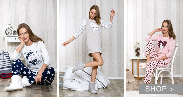 HAPPY SLEEPWEAR