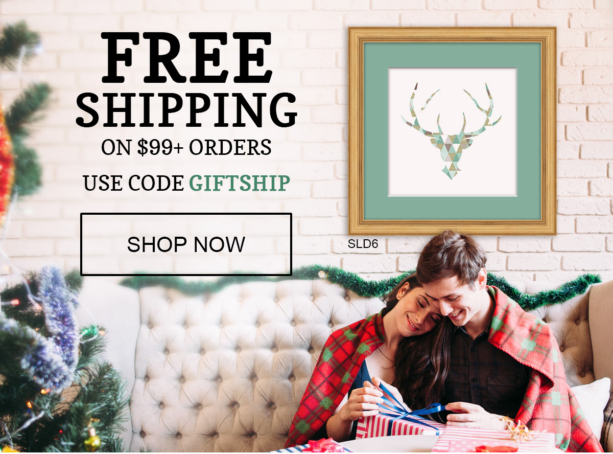 Free Shipping on $99+ Orders! Use Code SHIPGIFTS.