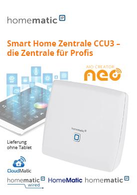 Elv Ch Projekte Rund Um Die Smart Home Zentrale Ccu3 Realisieren