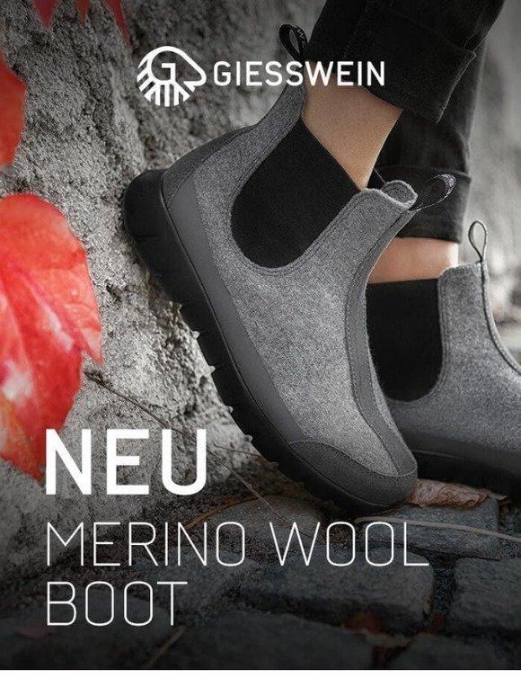 giesswein.com DE: Neu: Merino Wool