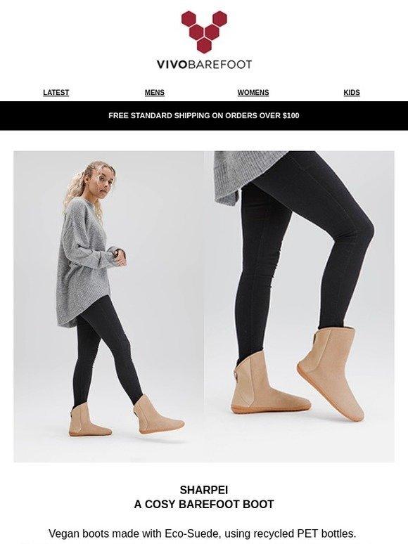 vivobarefoot vegan boots