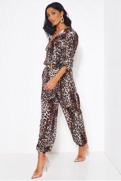 9e2929988f84a The Fashion Bible Jala Leopard Print Jumpsuit