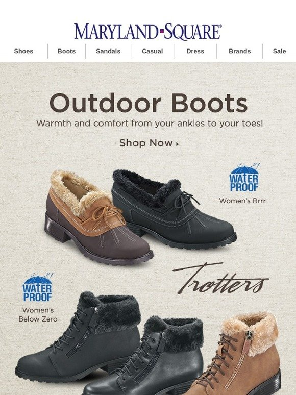Beat The Chill With Trotters!   Milled