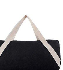 Cotton Canvas Gym Bag