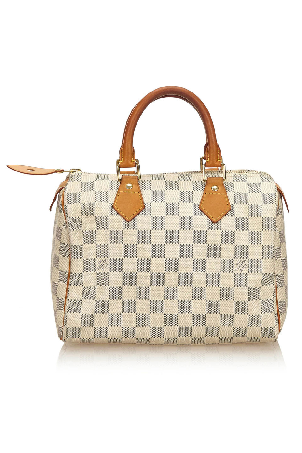 LOUIS VUITTON DAMIER AZUR SPEEDY 25 IN ...