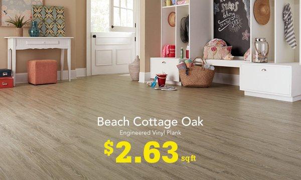 Beach Cottage Oak