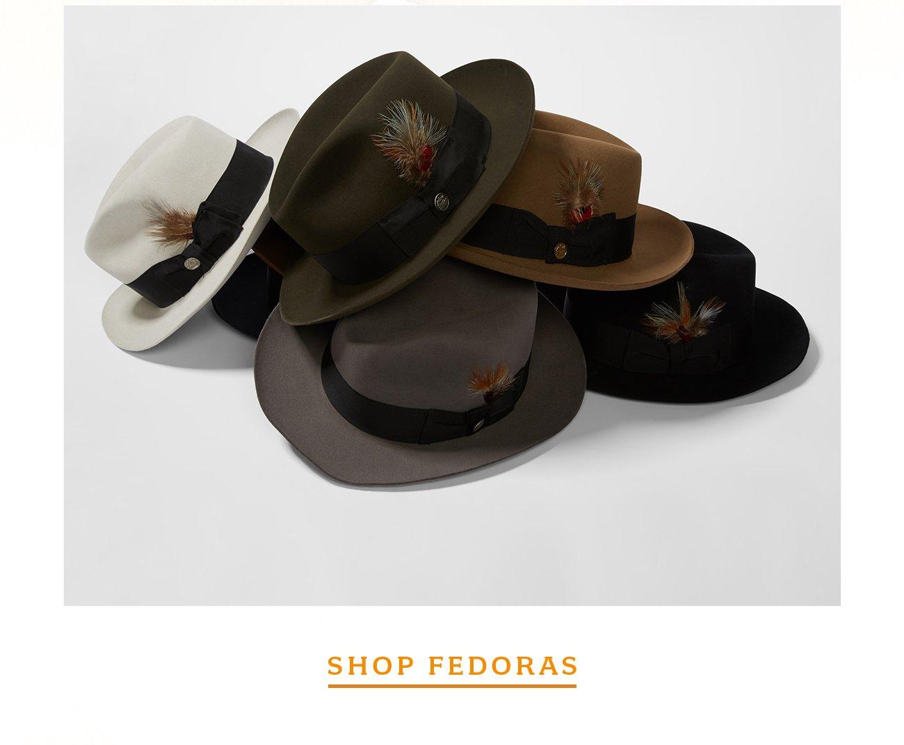 Shop Fedoras