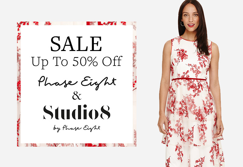 Phase eight sale