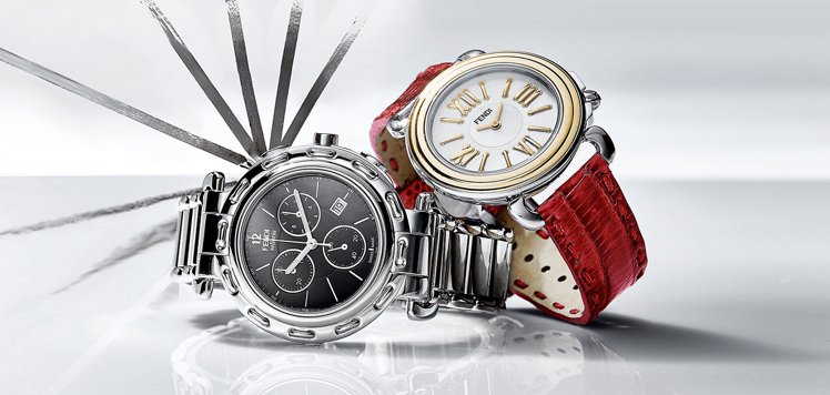 FENDI & More Luxury Italian Watches