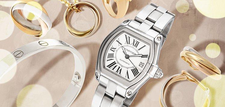 Cartier & More Pre-Loved Treasures