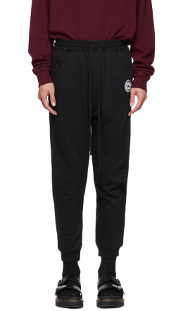 Song for the Mute - Black Nothing Edition Balm Lounge Pants