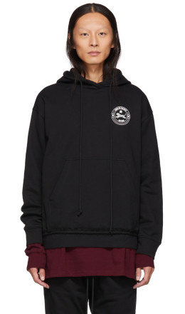 Song for the Mute - Black Nothing Edition 'Pho' Hoodie