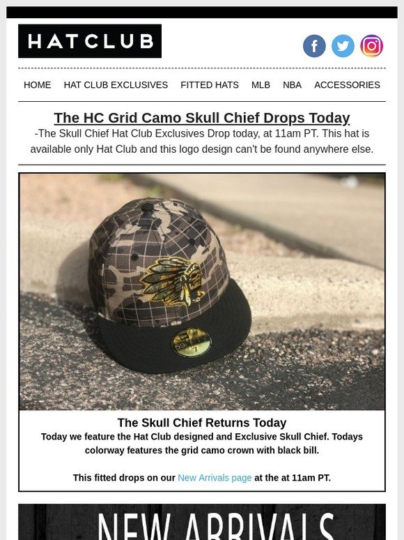31b5c5d2475 Hat Club  Can t find this hat anywhere else 💪