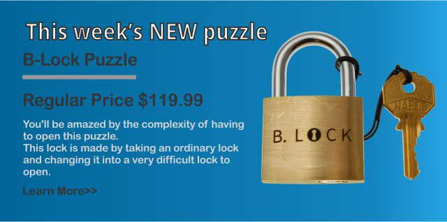 Puzzle Master: -New Puzzles from Puzzle Master | Milled