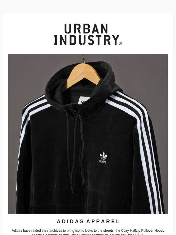 buy popular e86c3 e445e Urban Industry  NEW   Adidas Apparel   Sneakers PLUS our XMAS Gift Guide 🎁...    Milled