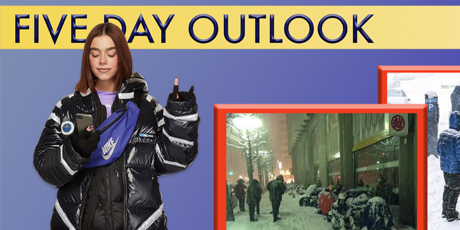 Clouty with a Chance of Hype: The Weather Girl's Extreme Winter Watch
