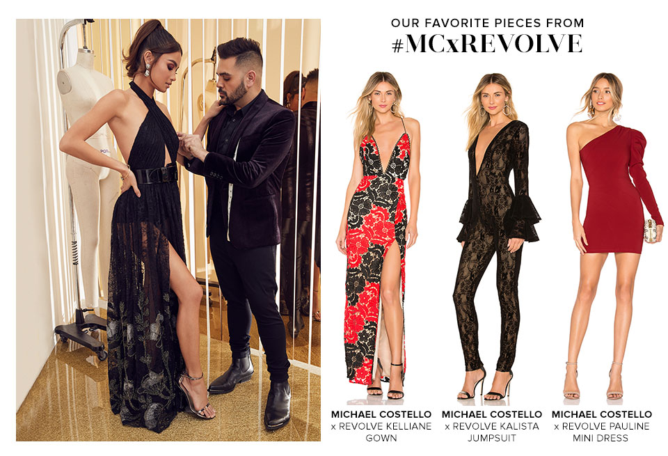 Our Favorite Pieces from MCxRevolve. Shop The Collection