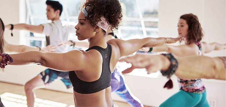 CorePower Yoga: Up to 50% Off Yoga Classes