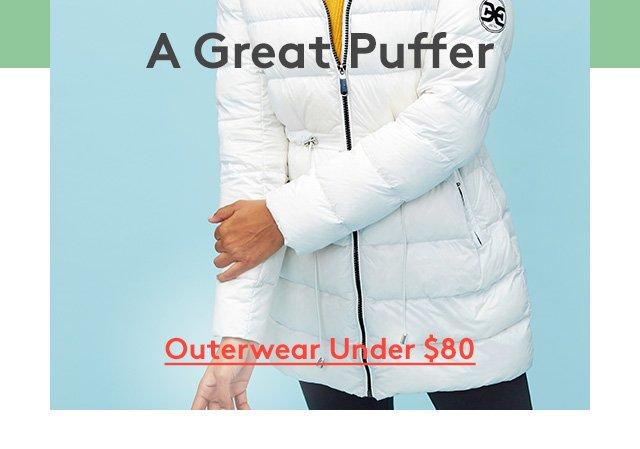 A Great Puffer | Outerwear Under $80
