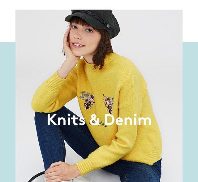 Knits & Denim