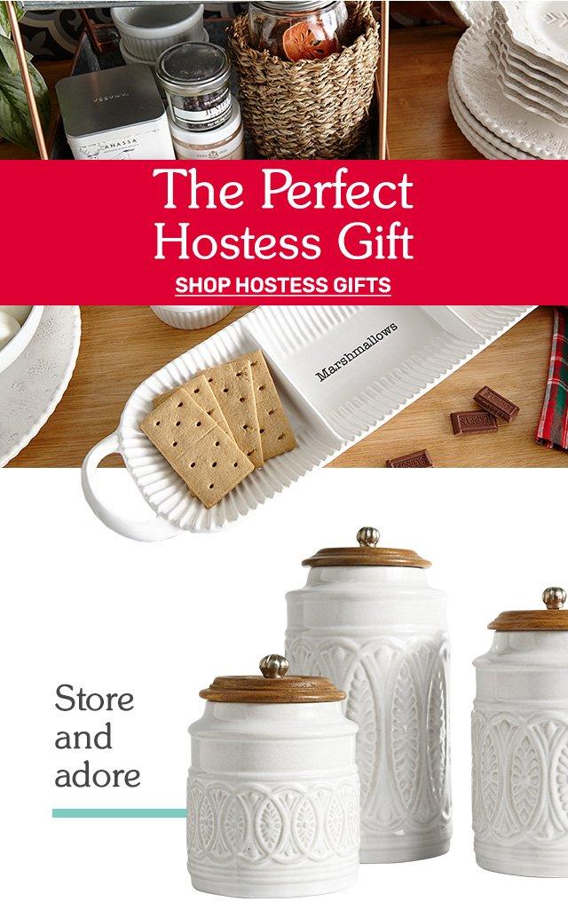 Shop hostess gifts.