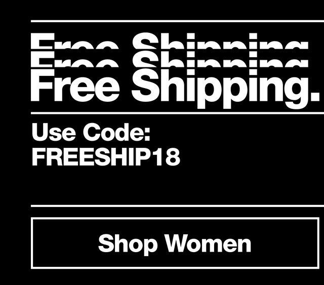 Shop Women - Free Shipping