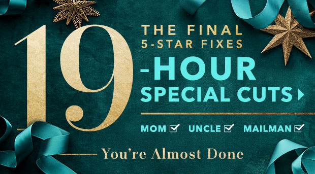 From $24.19 ★ GIFT DEALS ★ Finale