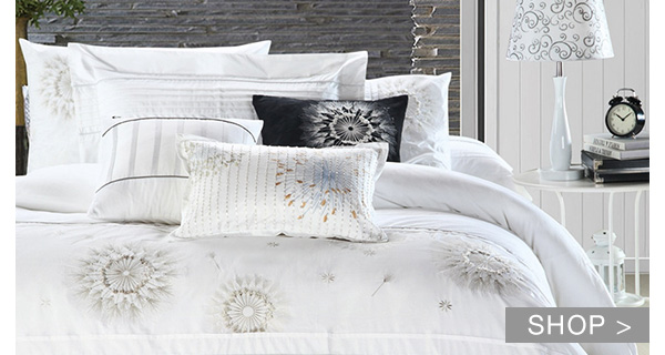 STYLISH DUVET COVERS & COMFORTER SETS
