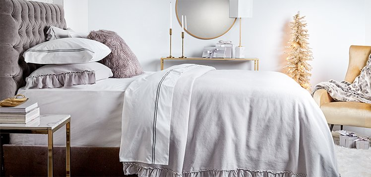 Up to 75% Off Luxury Bedding & Bath