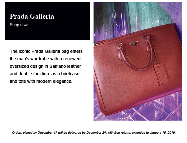 Prada: Prada Gifts | Milled