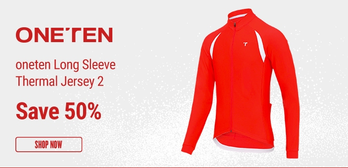 oneten Long Sleeve Thermal Jersey 2