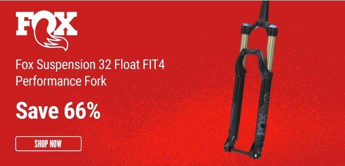 Fox Suspension 32 Float FIT4 Performance Fork