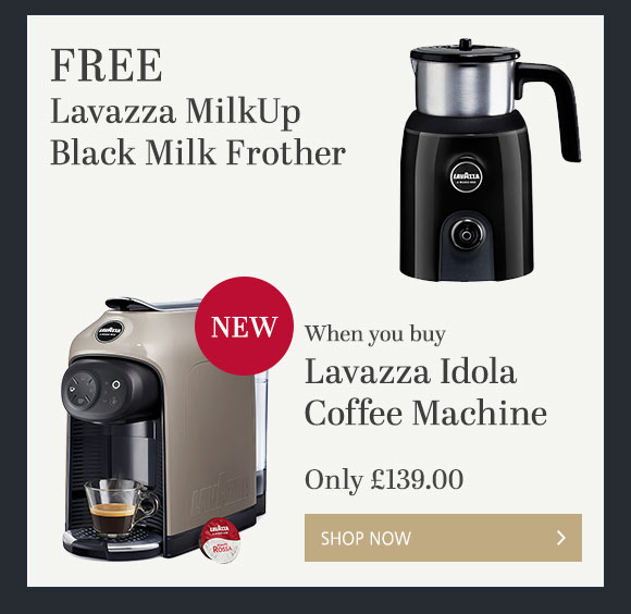 Lakeland Bring Out Your Inner Barista Milled