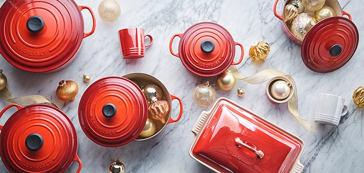 Up to 40% Off Le Creuset