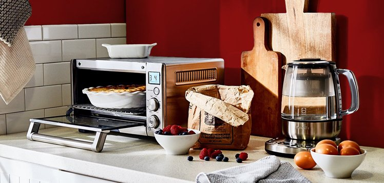 Breville, Cuisinart & More Top Kitchen Brands