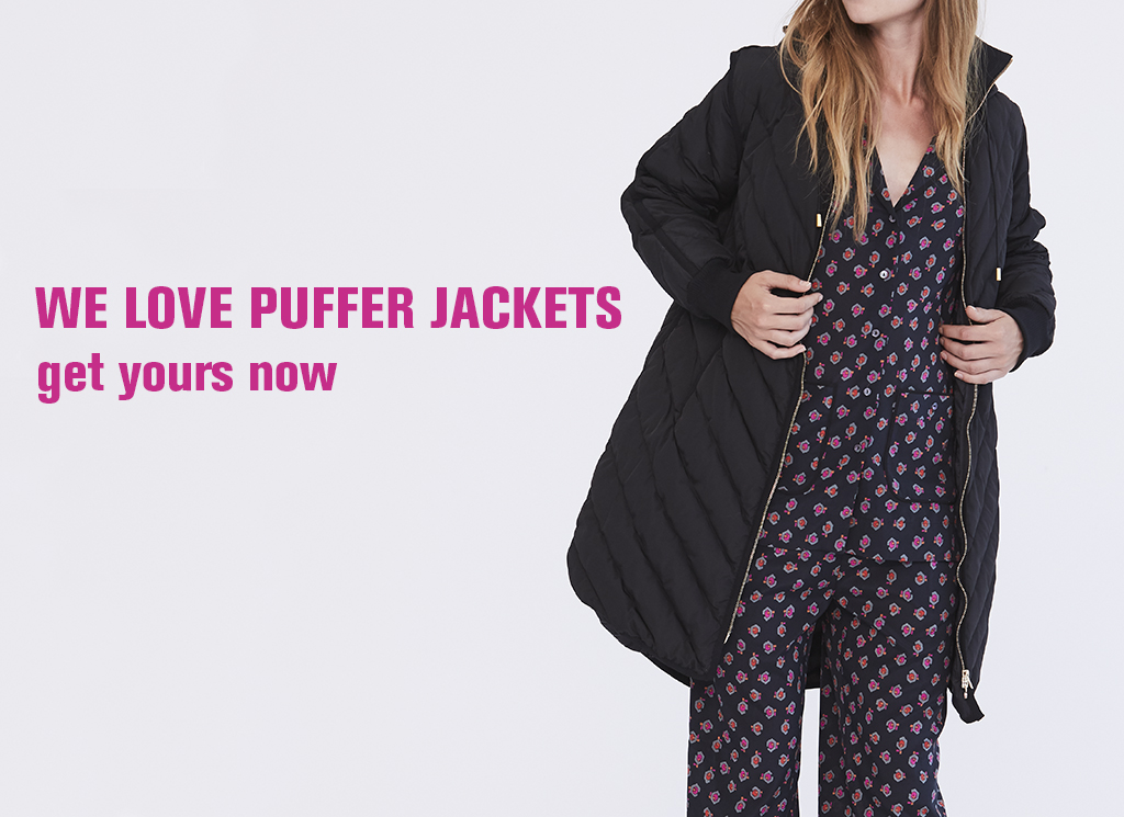 75c6c4e08ca Heart Made Julie Fagerholt: WE LOVE PUFFER JACKETS | Milled