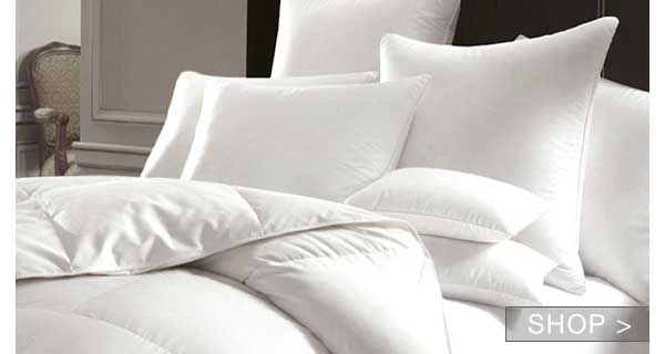 DUCK FEATHER DUVETS
