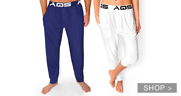 MEN'S LOUNGEWEAR BY AQS