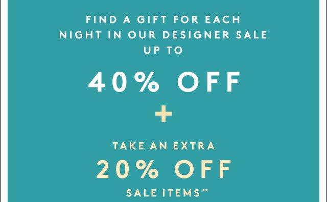 Plus, find savings on designer gifts.