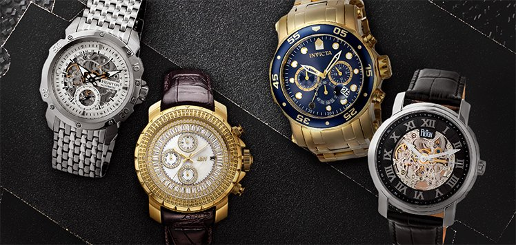 Montblanc & More Coveted Watches