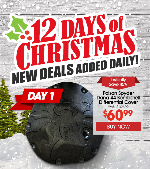 12 Days of Christmas Sale Starts Now!