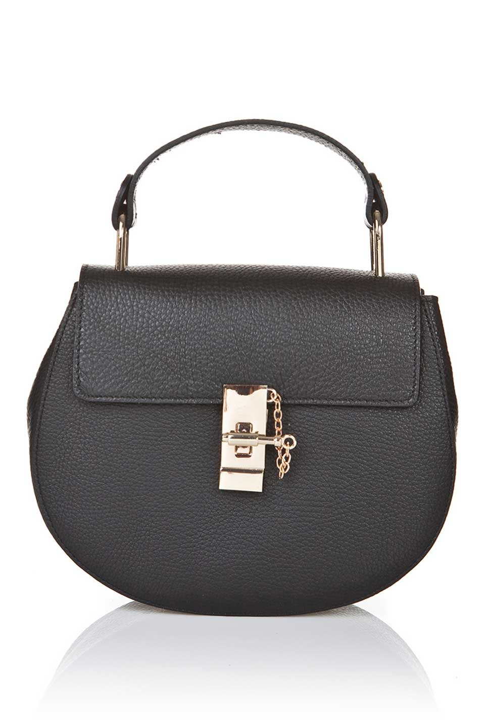 Vivian Shoulder Bag in Black