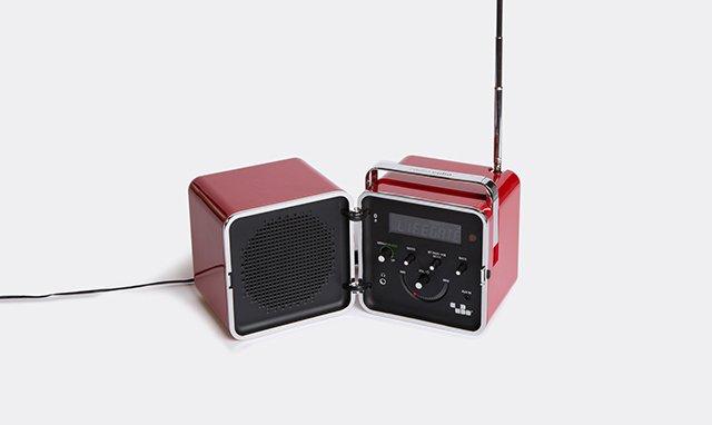 'Radio Cubo', red