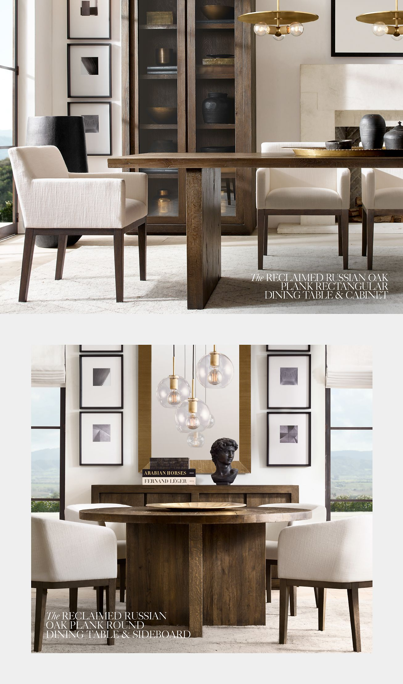 Restoration Hardware Save 25 On The Reclaimed Russian Oak Collection As An Rh Member Milled